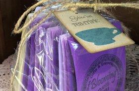 Purple lose tea sampler