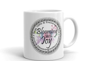 Blooming With Joy Tea Cup | Free Shipping