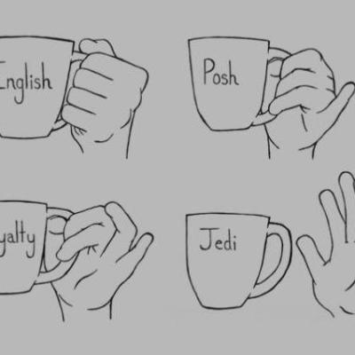 jedi tea