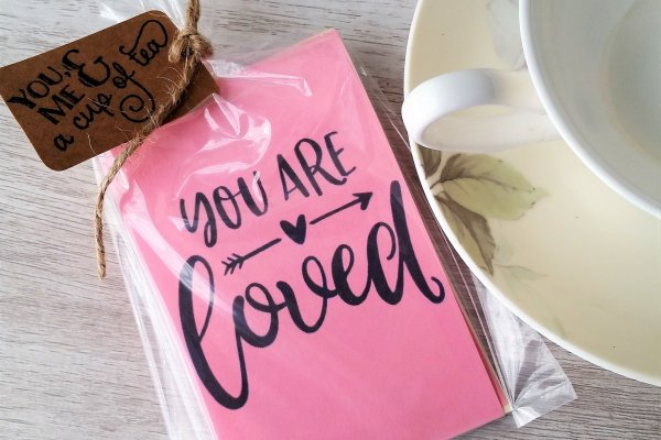 you are loved valentines for adults