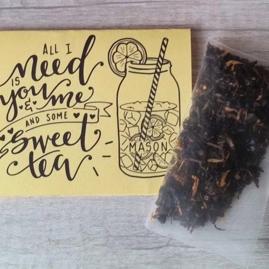 need you and sweet tea