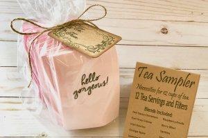 Hello Gorgeous Flirty Tea Sampler