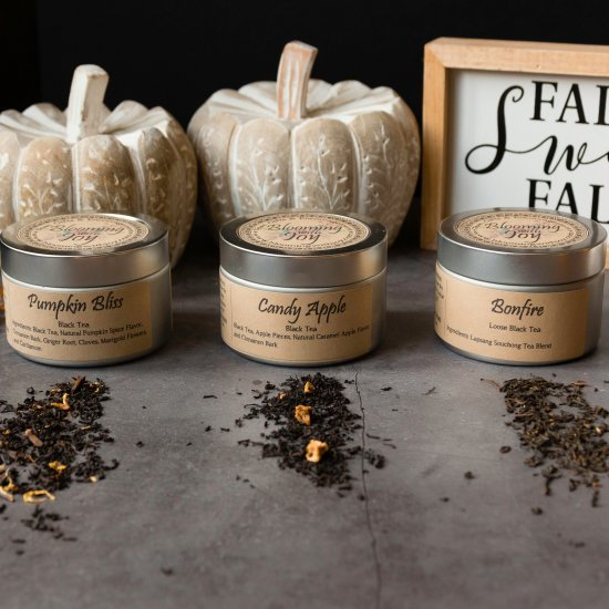 Fall Tea Blend Sampler