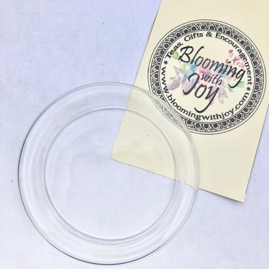 Full Cup Infuser Glass Lid Replacement
