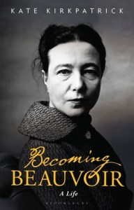Becoming Beauvoir book cover