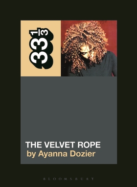 Book cover of Janet Jackson's The Velvet Rope
