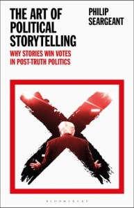 The Art of Political Stroytelling book cover image