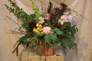 Branches & Blooms Work