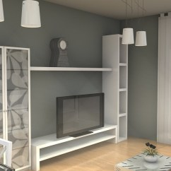 Living Room Classic Easy Clean Rug Project Rooms - Salon Gris By Anónimo.