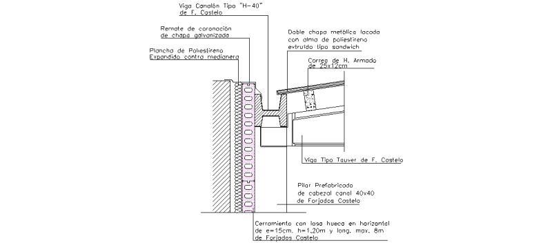 Bloques AutoCAD Gratis  Estructuras prefabricadas