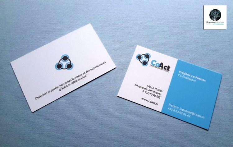 Cartes de visite – CoAct
