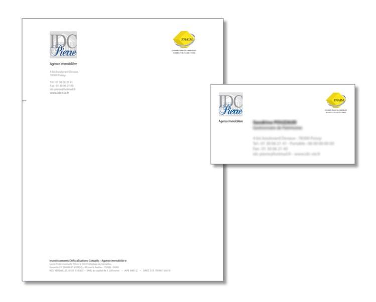 Charte graphique – IDC-PIERRE