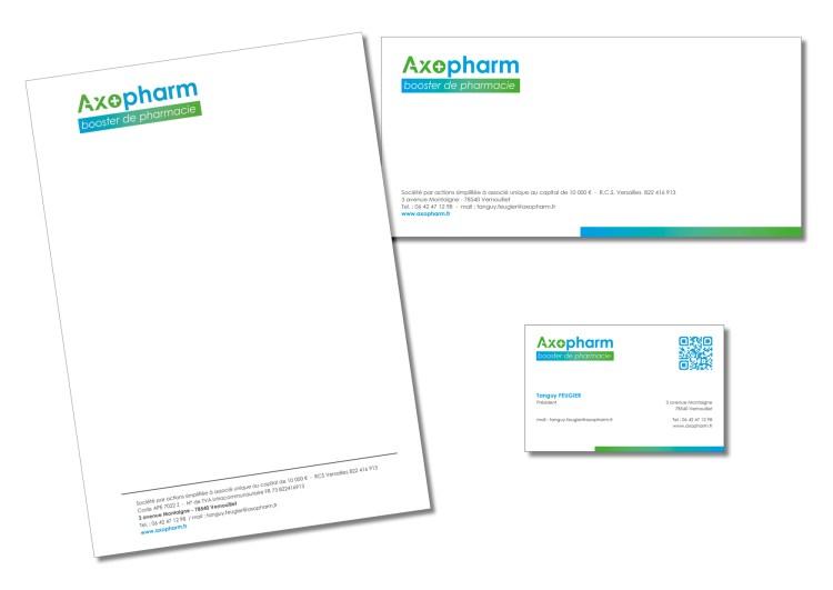 Charte graphique Axopharm