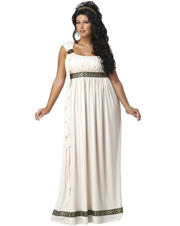 Olympic Goddess Costume