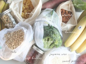 Zero-Waste Grocery Haul