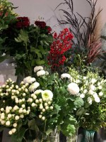 florists choice fresh bouquet hand tied flowers 1