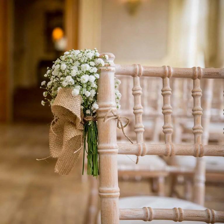 flowers isle church decoration