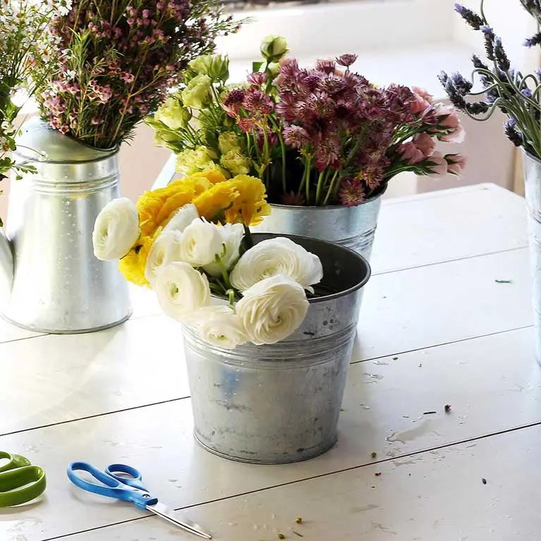 Flower workshops and wreath making