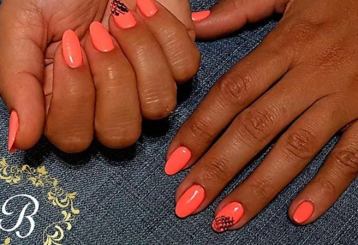 Salón De Uñas Decoradas En Madrid Nailart Extensiones En Gel Y