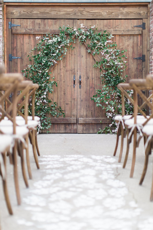 Cross Back Chairs  BLOSSOM FARM VINTAGE WEDDING RENTALS