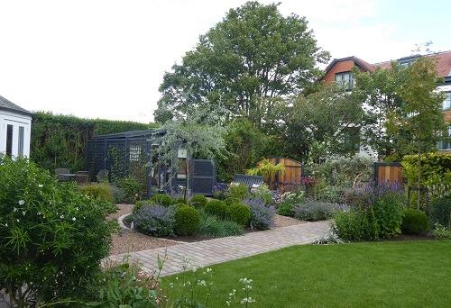 North_Berwick_Front_Garden_planting
