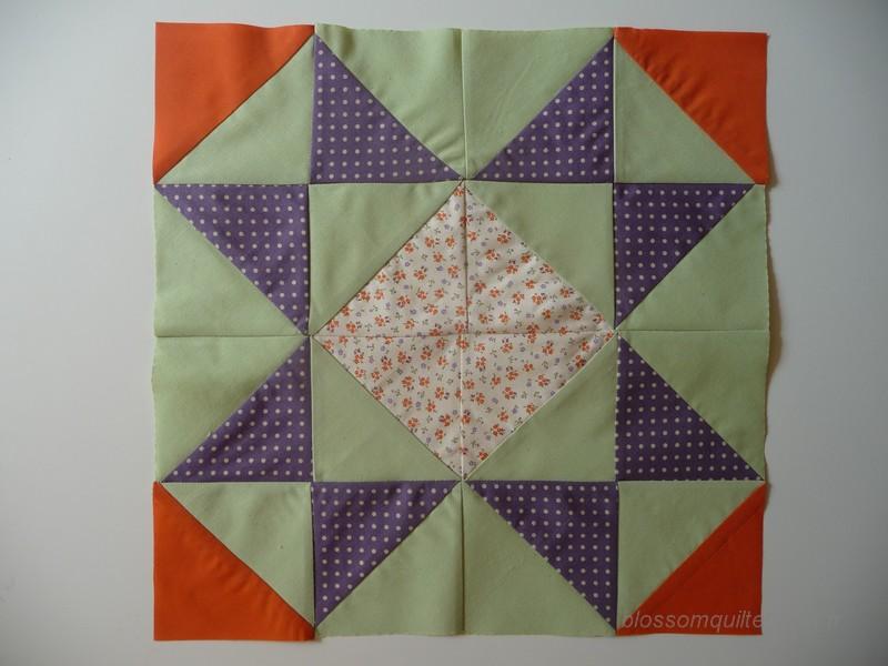 bloc sampler quilt