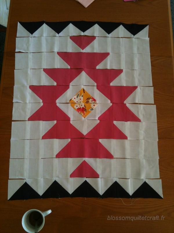 patchwork aztec