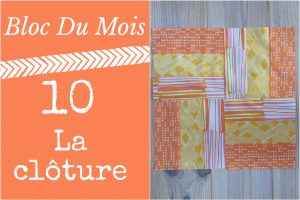 Tuto patch la cloture