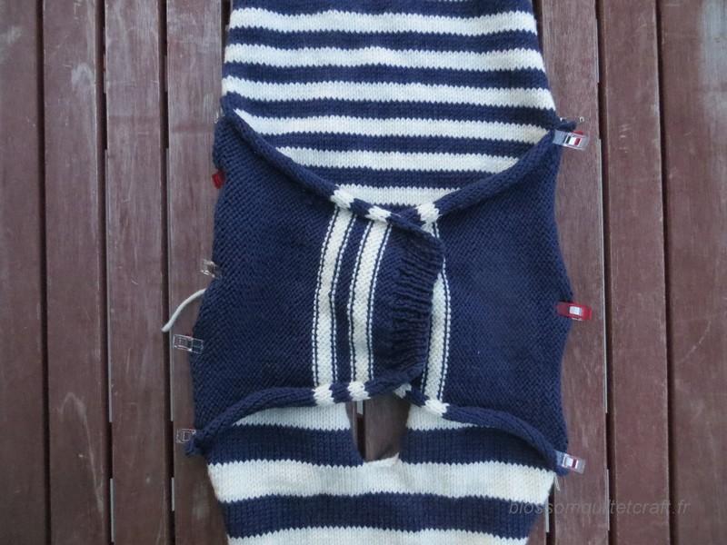 assembler son tricot