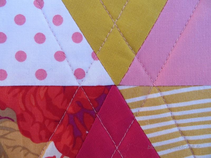 triangle équilatéral pour patch