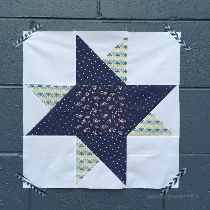 patch étoile de l'espérance