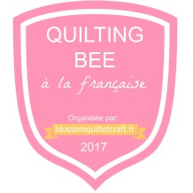 Quilting BEE France 2017