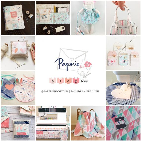 Paperie blog tour