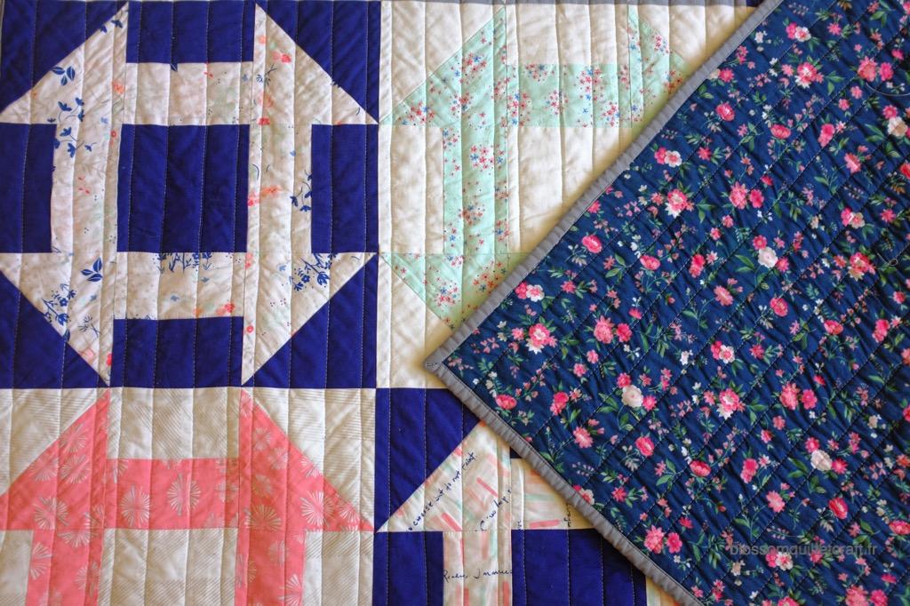 matelassage patchwork