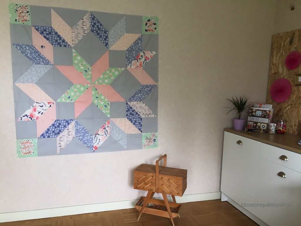 patchwork etoile