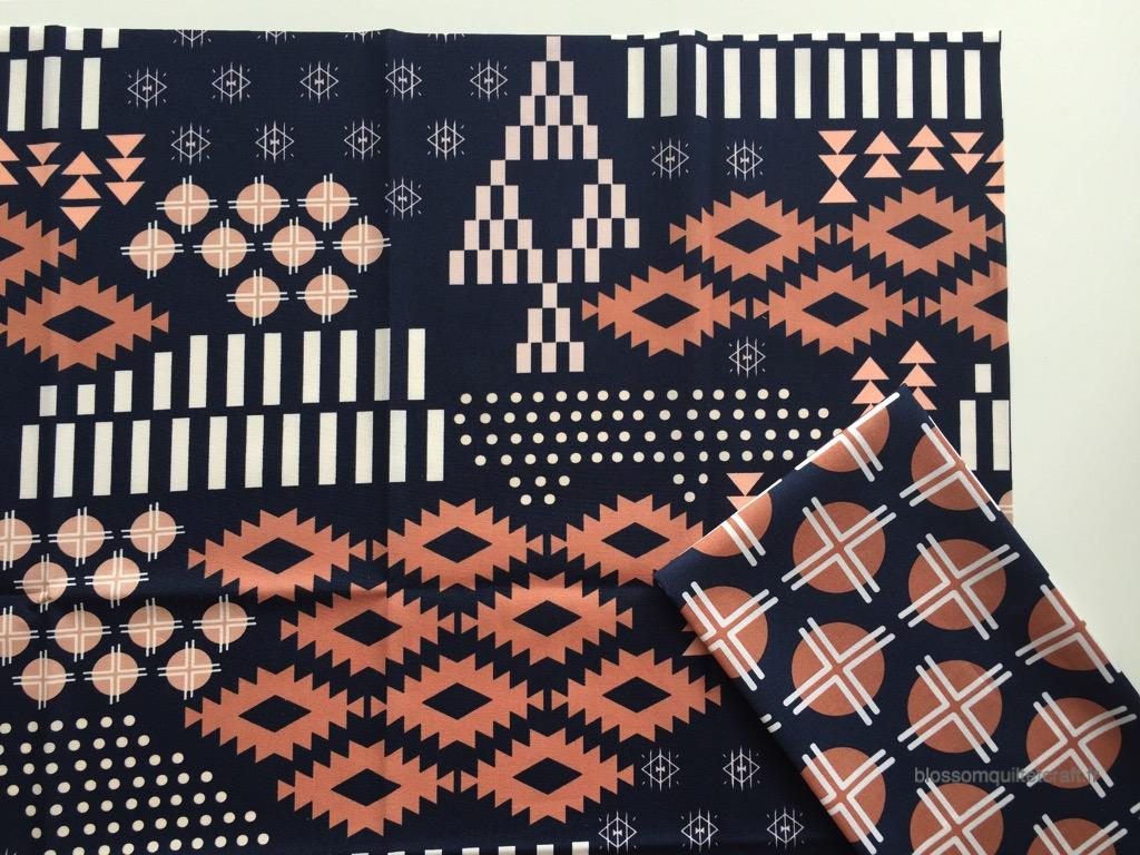 tissus art gallery fabrics April Rhode