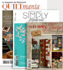 abonement Quiltmania