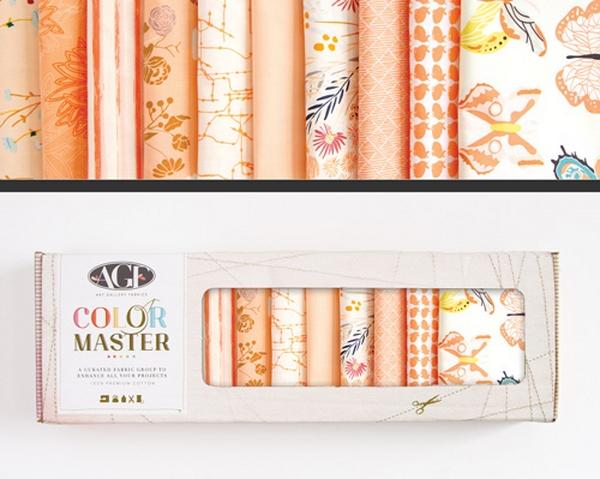 Color Master-FQ104 Pèche