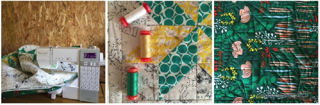 Quilting le patchwork etoile
