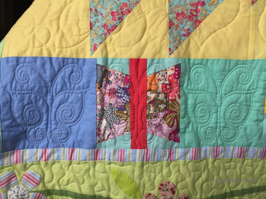 quilting papilons