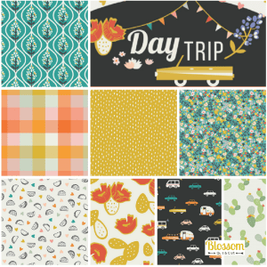 Day Trip Blossom Quilt et Craft
