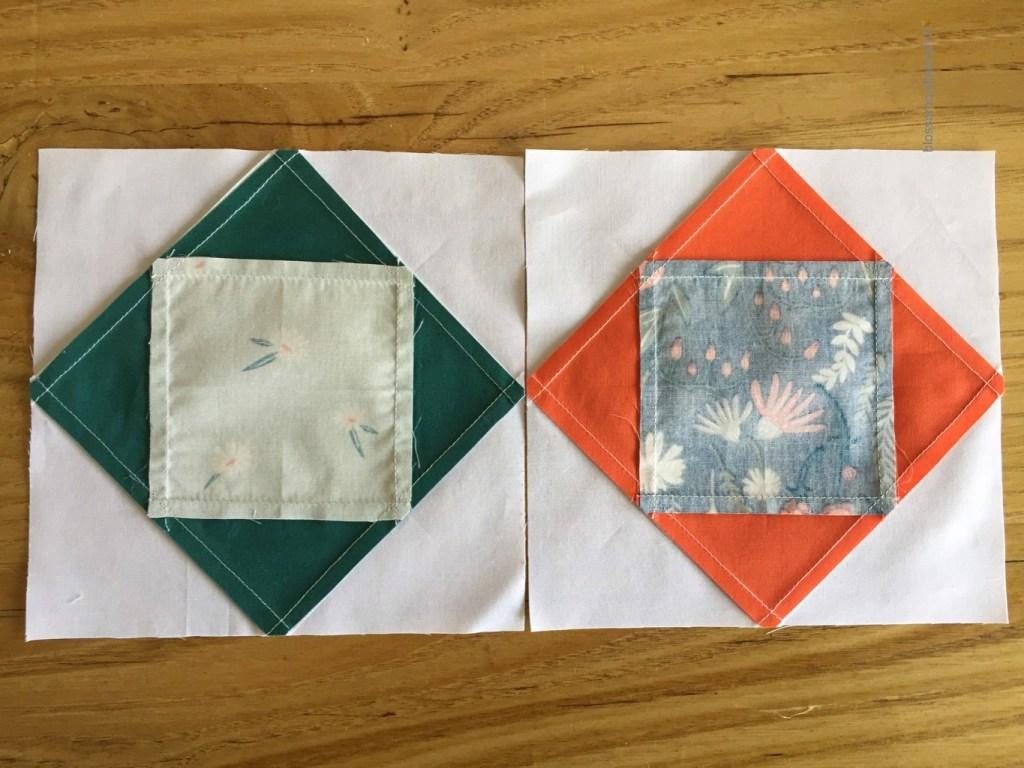 valeur de couture patchwork moderne
