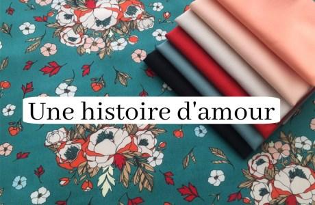 Une histoire d'amour – Love Story, la nouvelle collection en boutique