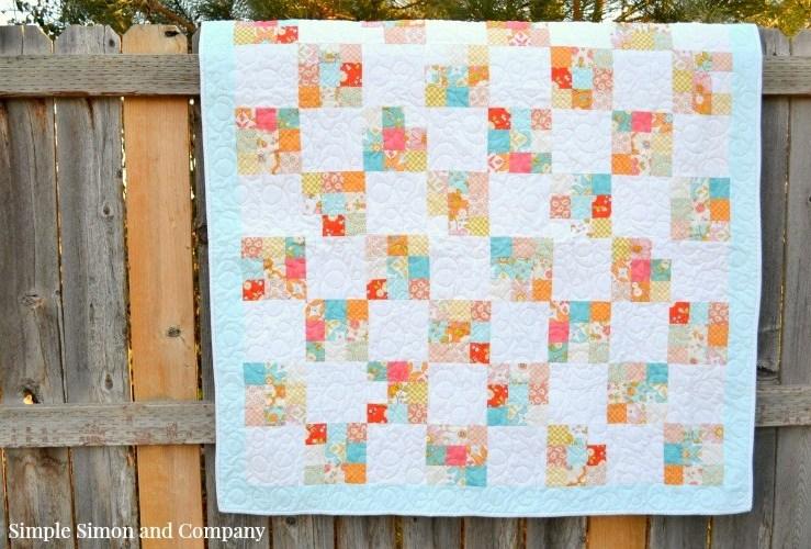 Laura et le patchwork – par Muriel Gendreau