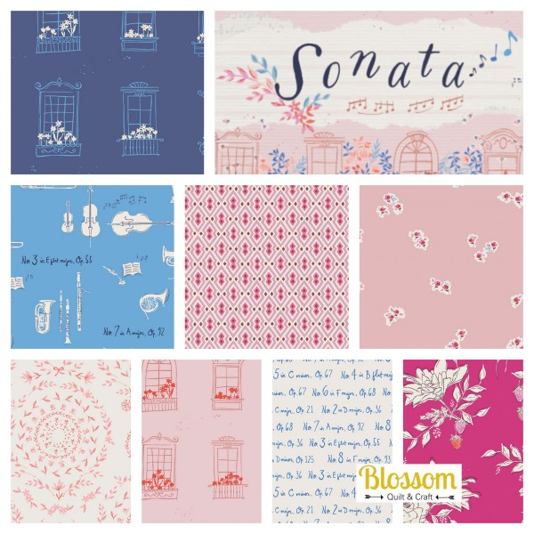 Art gallery fabrics Sonata