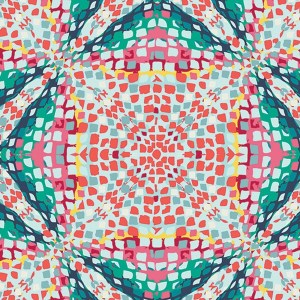 tissus art gallery SKS - Kaleidoscope Poolside
