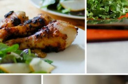 Chicken with Garlicky Cashew Sauce. It's all about the sauce. From Blossom To Stem | Because Delicious www.blossomtostem.net