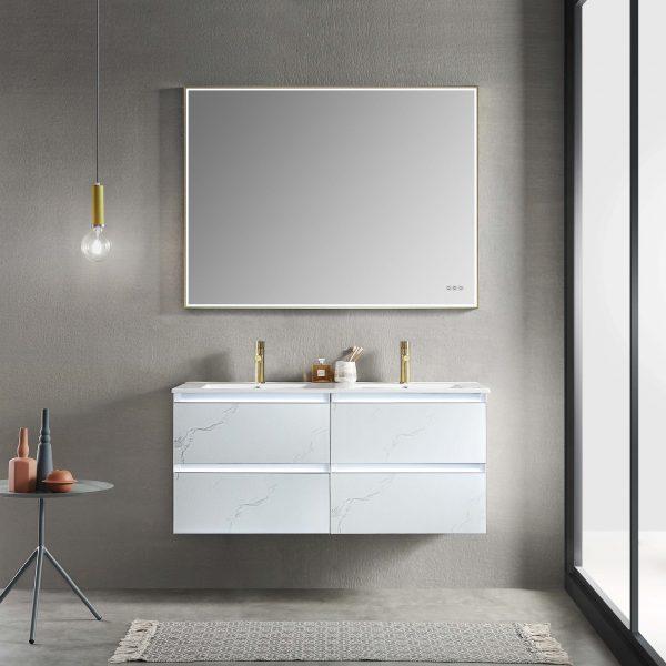 Jena 48 Inch Vanity Blossom Kitchen Bath Supply Corporation