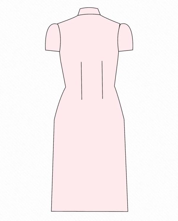 kurthi design 7 back blouse guru