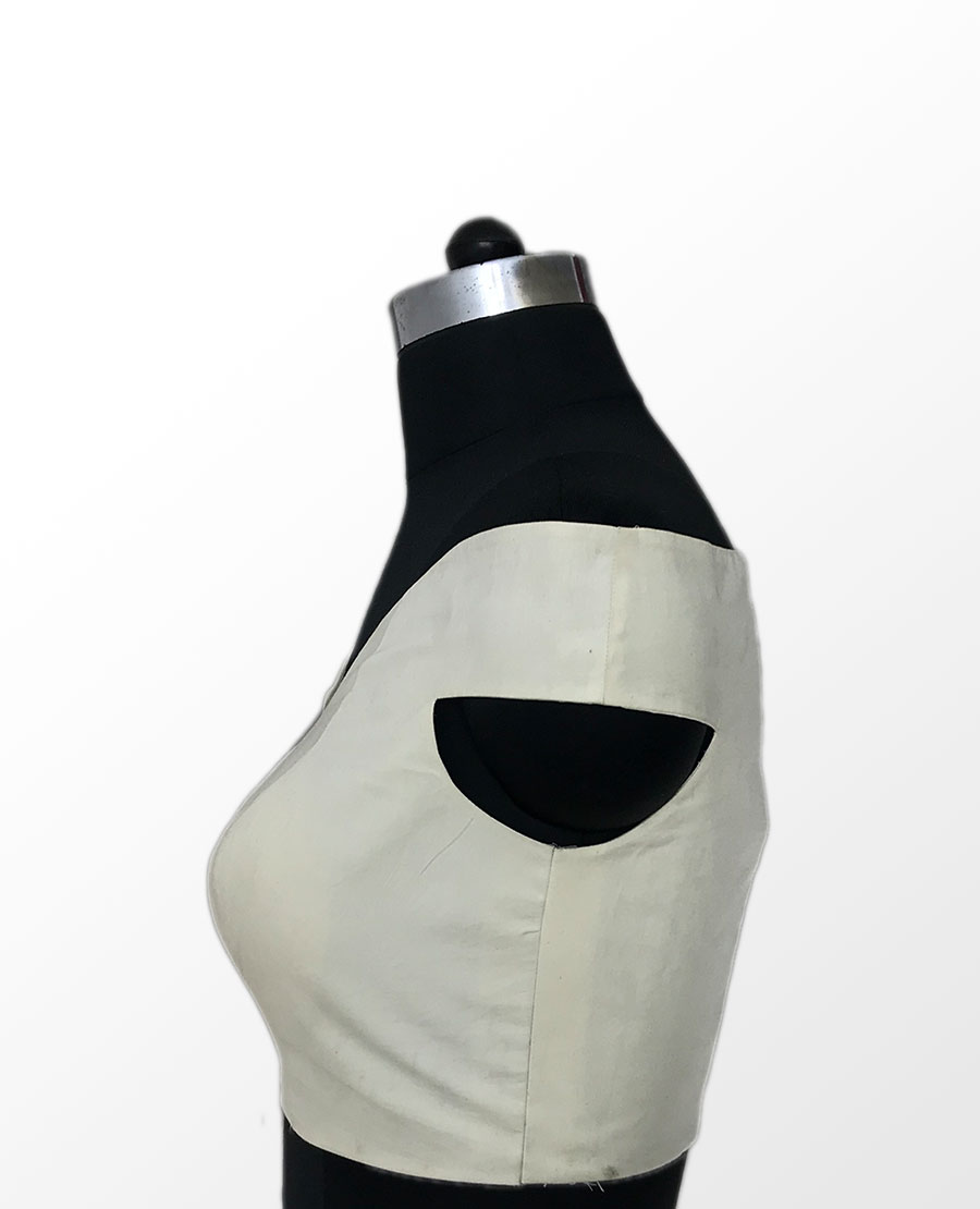 Off Shoulder Blouse Side Sewing Patterns